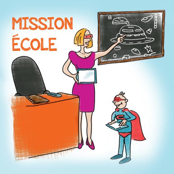 Mission Ecole