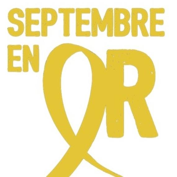 Team Gold Kids on peut tous contribuer à la lutte contre les cancers pédiatriques