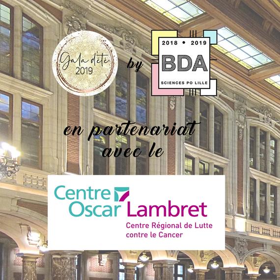 Gala d'Été 2019 - BDA Sciences Po Lille