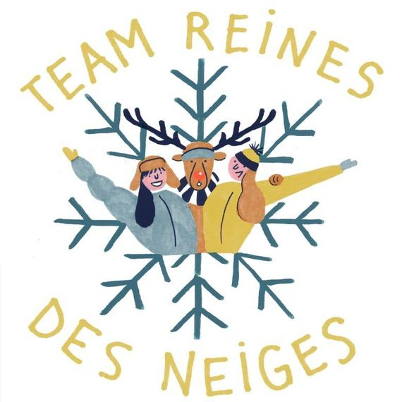 Collecte Team Reines des Neiges (Finland Trophy 2019) pour Oscar Lambret