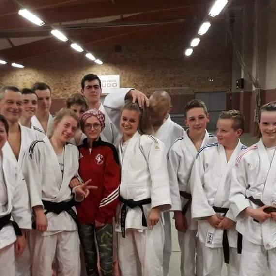 Al judo fruges pour #septembreenor #oscarlambret
