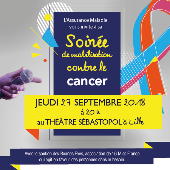 Mobilisons nous contre le cancer.