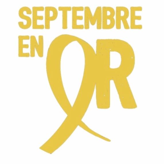 Septembre en Or lutte contre le cancer des enfants